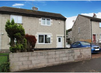 Thumbnail 2 bed semi-detached house for sale in Ballindean Terrace, Dundee
