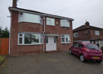 Thumbnail 4 bed detached house for sale in Vicarage Road, Ashton-Under-Lyne, Manchester, Greater Manchester