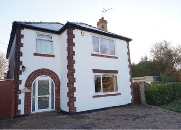 Thumbnail 4 bed detached house for sale in Ollerton Road, Tuxford