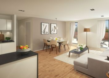 Thumbnail 1 bed flat for sale in 48-52 Springwell Road, Holbeck, Leeds