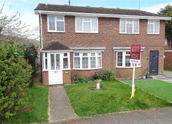 Thumbnail 3 bed semi-detached house for sale in Chantryfield Road, Angmering, Littlehampton