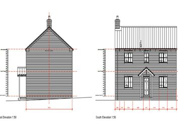 Thumbnail 3 bed detached house for sale in East Bank, Weaverthorpe, Malton