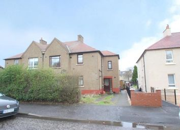 Thumbnail 2 bedroom flat for sale in Dalgrain Road, Grangemouth