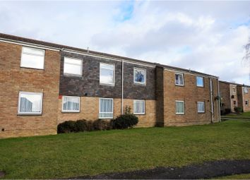 Thumbnail 2 bed flat for sale in Knowlton Road, Poole