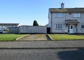 Thumbnail 3 bed end terrace house for sale in Pennant, Llangefni, Sir Ynys Mon