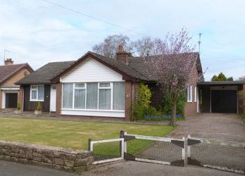 Thumbnail 3 bed bungalow for sale in 50 Sandbach Road, Congleton, Cheshire