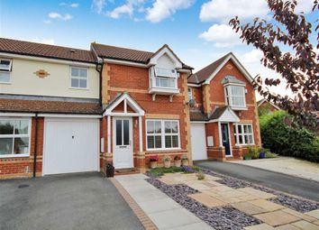 Thumbnail 3 bedroom terraced house for sale in Standen Way, St Andrews Ridge, Swindon
