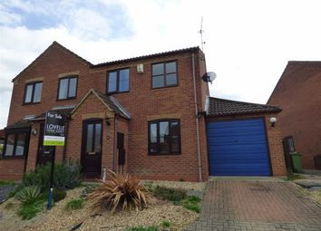 Thumbnail 3 bed property for sale in Meadow Rise, Lea, Gainsborough