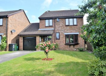 Thumbnail 4 bed detached house for sale in Ballamoor Close, Calcot, Reading, Berks