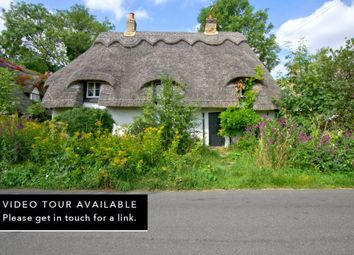 Thumbnail 3 bed cottage for sale in Swaynes Lane, Comberton, Cambridge
