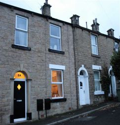 Thumbnail 3 bed terraced house for sale in Moss Street, Hollingworth, Hyde