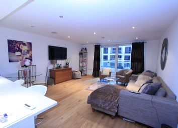 Thumbnail 2 bed flat to rent in Dolphin House, Lensbury Avenue, London