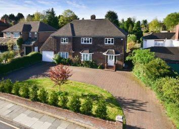 Thumbnail 4 bed detached house for sale in Golf Road, Bromley