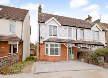 Thumbnail 3 bed end terrace house for sale in Sturdee Avenue, Gillingham