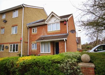 Thumbnail 1 bedroom semi-detached house for sale in Barnum Court, Swindon