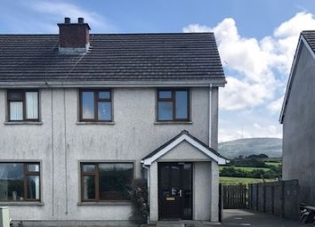 Thumbnail 3 bedroom semi-detached house for sale in 4 Eden Terrace, Newry