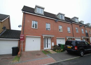 Thumbnail 3 bedroom end terrace house for sale in Magnolia Way, Queen Hill, Costessey