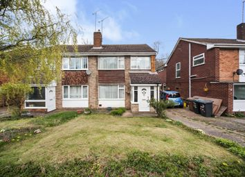 Thumbnail 3 bed semi-detached house for sale in Sunningdale, Luton