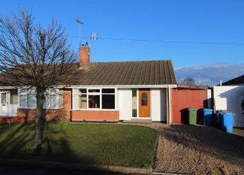 Thumbnail 2 bed detached bungalow for sale in Conway Drive, Carlton-In-Lindrick, Worksop