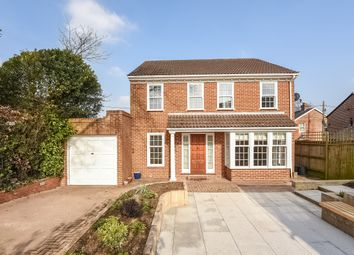 Thumbnail 4 bed property to rent in Cooper Road, Windlesham