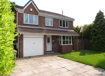 Thumbnail 4 bed detached house to rent in Kendal Gardens, Castleford