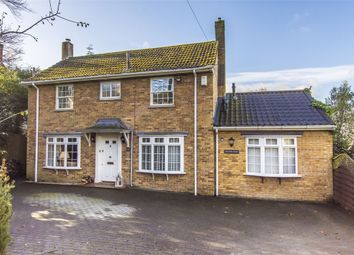 Thumbnail 4 bed detached house for sale in Chalk Hill, West End, Southampton, Hampshire