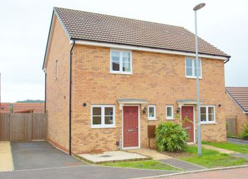 Thumbnail 2 bed semi-detached house for sale in Gretton Close, Brockhill, Redditch, Worcestershire
