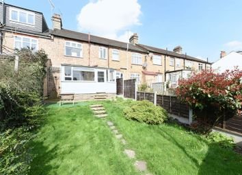Thumbnail 3 bed terraced house for sale in Queenswood Avenue, London