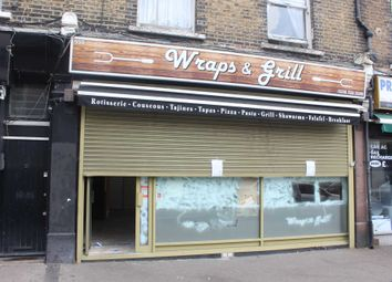 Restaurant/cafe to let in High Road Leytonstone, London E11