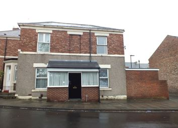 Thumbnail 2 bedroom semi-detached house for sale in Tamworth Road, Arthurs Hill, Newcastle Upon Tyne