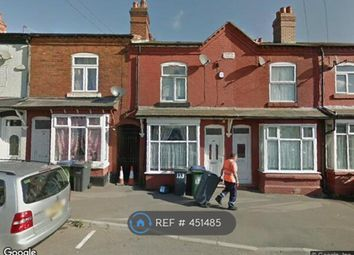Thumbnail 3 bed terraced house to rent in Lewisham Road, Smethwick
