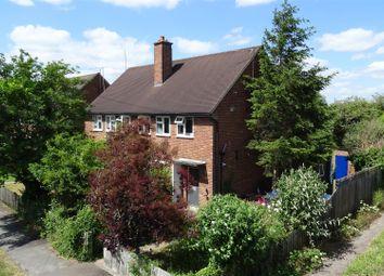 Thumbnail 1 bed maisonette for sale in Birdwood Road, Cambridge