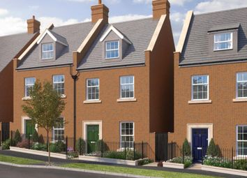 Thumbnail 3 bedroom semi-detached house for sale in Sherford Village, Haye Road, Plymouth, Devon