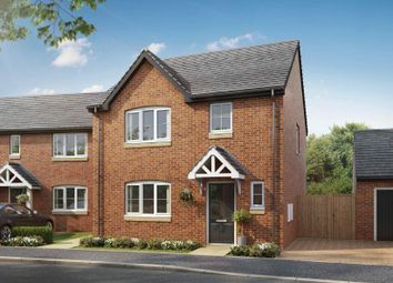 Thumbnail 3 bed detached house for sale in The Paddocks, Littleport, Ely