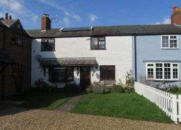Thumbnail 2 bed cottage for sale in Main Street, Willoughby Waterleys, Leicester