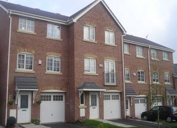 Thumbnail 4 bed town house to rent in Kingsdale Close, Bury, Lancashire