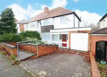 3 bed semi-detached house to rent in Cole Valley Road, Hall Green, Birmingham B28