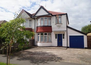 Thumbnail 3 bedroom semi-detached house to rent in Grove Road, Pinner
