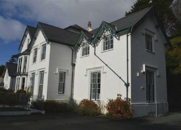 Thumbnail 2 bed flat for sale in Lower Deck, Craig Y Don, Aberdyfi, Gwynedd
