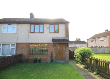 3 bed semi-detached house for sale in Thorburn Drive, Whitworth, Rochdale, Lancashire OL12