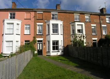 Thumbnail 4 bed terraced house for sale in Cumberland Road, Southwold