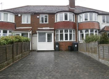 Thumbnail 3 bed terraced house for sale in Alcester Road South, Kings Heath, Birmingham