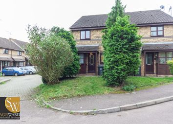 Thumbnail 1 bed end terrace house to rent in Holden Close, Hertford