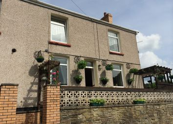 Thumbnail 2 bed end terrace house for sale in Woodside Terrace, Llanhilleth, Abertillery, Gwent