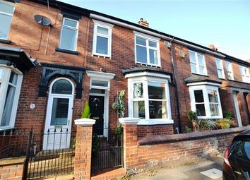 Thumbnail 3 bed terraced house for sale in Sydney Street, Basford, Newcastle-Under-Lyme