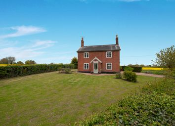 Thumbnail 3 bed detached house for sale in Grange Road, Wickham Skeith, Eye