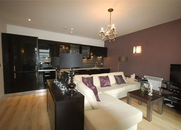 Thumbnail 2 bed flat for sale in Great Northern Tower, Watson Street, Manchester
