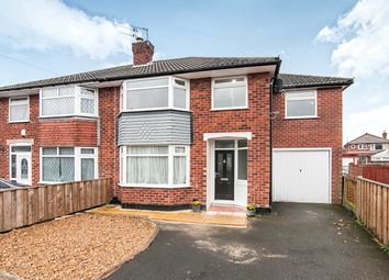 Thumbnail 4 bed semi-detached house to rent in St. Anns Road South, Heald Green, Cheadle