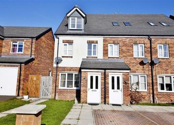 Thumbnail 3 bed town house for sale in Corning Road, Alexandra Park, Sunderland