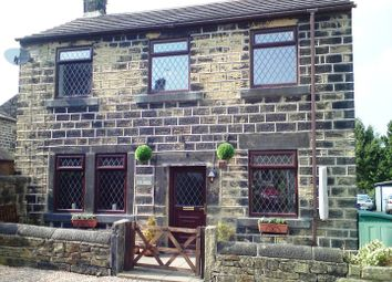 Thumbnail 2 bed cottage for sale in The Green, Thurlstone, Sheffield